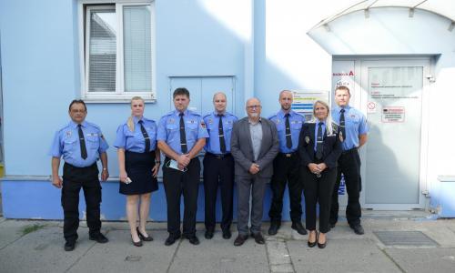 Ocenění strážníků